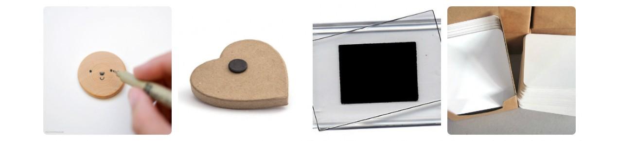 Заготовки за Производство на Магнити и Сувенири