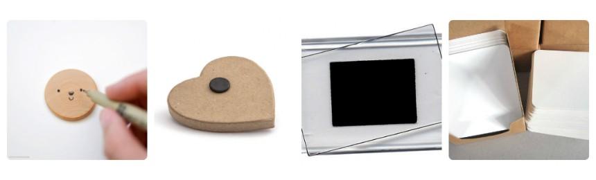Заготовки за Магнитни Сувенири